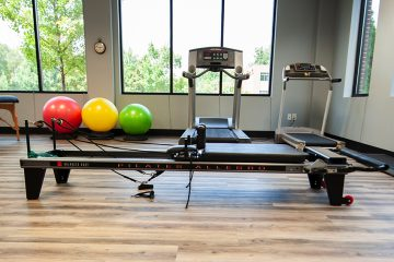 Pilates Reformer and Core Align