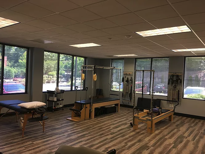 run raleigh physical therapy facility